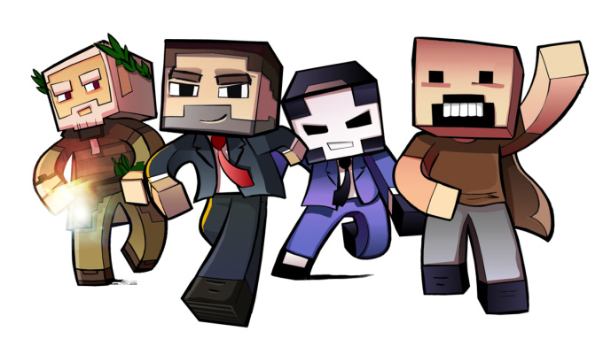Have your kids drawn as their favorite minecraft character craft2 ccuart Images