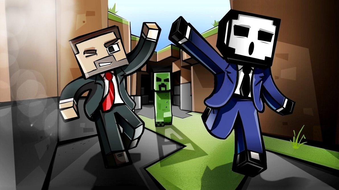 Have your kids drawn as their favorite minecraft character craft5 ccuart Images